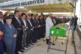 Afyonkarahisar Belediye Başkanı Mehmet Zeybek ve ailesinin acı günü