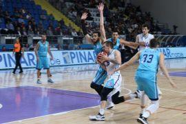 Basketbol Süper Ligi: Afyon Belediye: 78 – Türk Telekom: 82