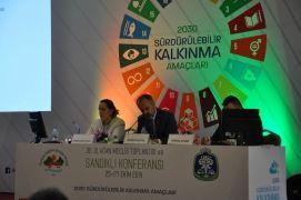 Sağlıklı Kentler Birliği Sandıklı'da toplandı