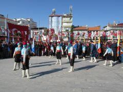 Sandıklı'da 29 Ekim Cumhuriyet Bayramı kutlamaları