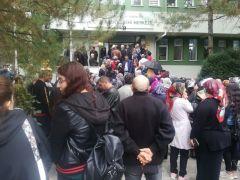 Sandıklı'da 34 kişilik geçici işe 600 kişi müracaat etti
