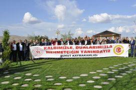 Şuhut'ta Dijital Tarım Erken Uyarı ve Tahmin Sistemlerinin tanıtımı yapıldı