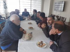 Şuhut'ta güvenlik toplantısı