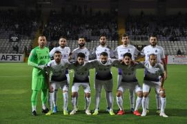 TFF 2. Lig: AFJET Afyonspor: 3 – Gümüşhanespor: 2