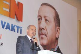 """AK Parti Genel Başkan Vekili Kurtulmuş: Ermeni soykırımı hadsizliği içerisine girenler, Kızılderililerin hesabını versinler"""""""