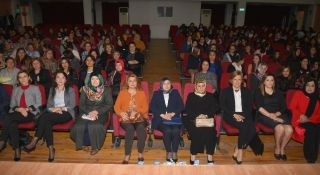 Afyonkarahisar'da 'Kadın Sağlığı Eğitim Projesi'