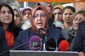 Afyonkarahisar'da Kadına Yönelik Şiddete karşı yürüyüş
