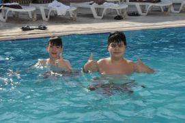 Afyonkarahisar'da termal otellerde ara tatil yoğunluğu
