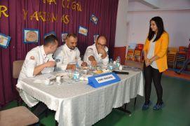 Afyonkarahisar Anaokulu'nda yöresel tatlılar yarıştı