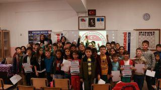 Fuar Hastanesi'nden öğrenci ve velilere seminer