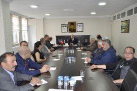 Şuhut Belediye Meclisi Kasım Ayı Toplantısını gerçekleştirdi