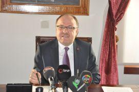 Afyonkarahisar'da 'Kadına Yönelik Şiddetle Mücadele' konusunda toplantı