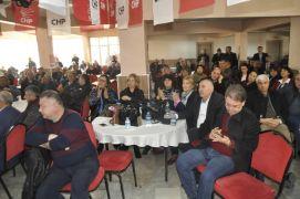 CHP Şuhut İlçe Başkanlığında kongre heyecanı