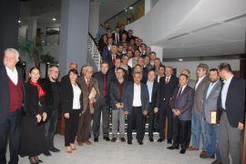 Gazeteciler Afyonkarahisar'da buluştu