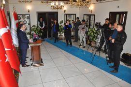 İçişleri Bakan Yardımcısı İsmail Çataklı Afyonkarahisar'da
