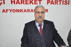 """MHP İl Başkanı Kocacan: """"Türkiye'nin yeni partiye ihtiyacı yok"""""""