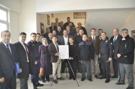 Şuhut'ta ''Kadına Yönelik Şiddete Hayır'' semineri