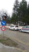 Şuhut'ta trafik ışık levhaları değiştirildi