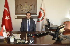 Şuhut Cumhuriyet Savcısı Ahmet Erol görevine başladı