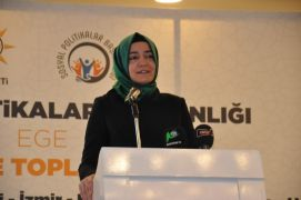 """AK Parti Genel Başkan Yardımcısı Kaya: """"Muhalefette ciddiyet, kalite ve vizyon sorunu var"""""""