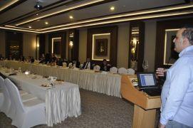 Afyonkarahisar'da Termal ve Sağlık Turizmi Çalıştayı gerçekleşti