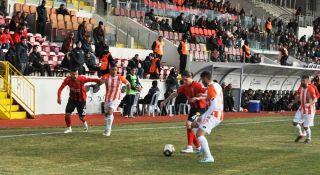 Eskişehirspor: 0 – Adanaspor: 0
