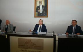 Yılın ilk Koordinasyon Kurulu Toplantısı yapıldı