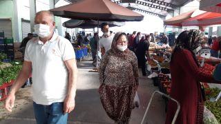 Afyonkarahisar'da maskesiz sokağa çıkmak yasak