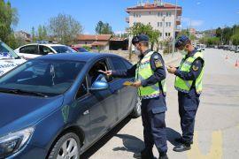 İhsaniye'de Trafik Haftası etkinlikleri
