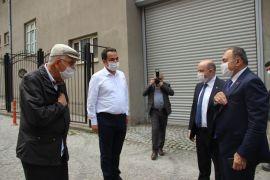 Eroğlu'ndan Afyon Türkeli Gazetesi'ne ziyaret