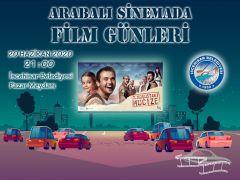 İscehisar'da arabada sinema etkinliği düzenlenecek