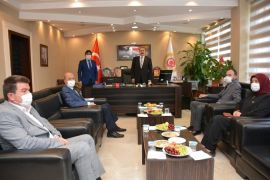 Milletvekili Eroğlu memleketi Şuhut'ta hemşerileri ile bir araya geldi