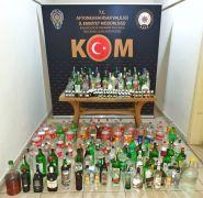 Sahte içki yaparak piyasaya süren 3 kişi gözaltına alındı