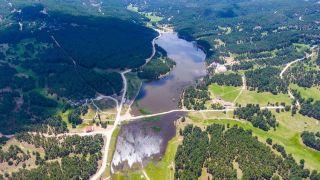 Sandıklı Akdağ Tabiat Parkına ilgi artıyor