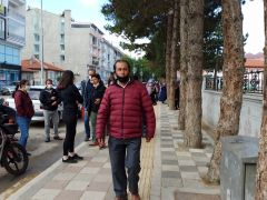 Şuhut'ta öğrenci ve velilerde LGS sınavı heyecanı
