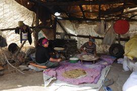 Yörük kadınların yayladaki zorlu yaşamları