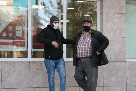 Bankaya girmeye çalışan korona virüslü adam HES kodu sayesinde yakalandı