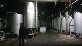 Temel Çevre Teknolojileri fabrikasına kaçak akaryakıt operasyonu