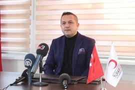 Afyonkarahisar Kızılay Şube Başkanı istifa etti