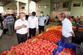 Afyonkarahisar'da semt pazarlarının günü değişti