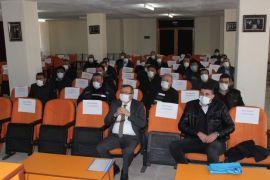 Şuhut'ta KHGB 2020 yılı 2. Genel Kurul Toplantısı yapıldı