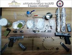 Uyuşturucu operasyonunda tanımlanamayan madde ele geçirildi