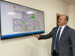 Afyonkarahisar'da kar yerini soğuk havaya ve dona bırakıyor