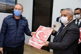 Mühimmat depo patlaması şehitlerinin fotoğrafları '2021 Şehitler Takvimi'nde yer aldı