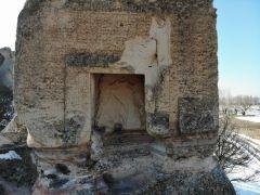 Aslankaya Açık Hava Tapınağı yüzyıllardır ihtişamını koruyor