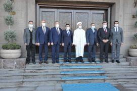 Diyanet İşleri Başkanı Prof. Dr. Ali Erbaş Afyonkarahisar'da