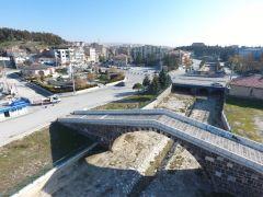 'Koca köprü' 2 bin yıllık geçmişiyle tarihe ışık tutuyor