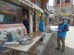 Şuhut İlçe Tarım Müdürlüğü ekiplerinden Ramazan denetimi