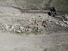 (ÖZEL) Romalılar'ın fazla bilinmeyen Apemi'a kentinde kazı çalışması tekrar başlıyor