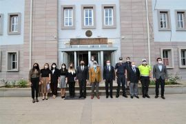 Sandıklı'da 'Cezaevi İnfaz Kurumu Kütüphaneleri İçin Kitap Bağış Kampanyası'